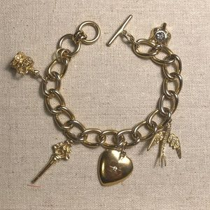 Stella + Dot x Temperley London Charm Bracelet